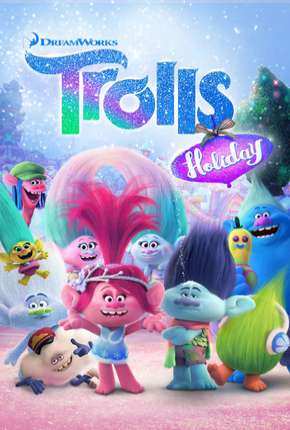Trolls - Dias de Festa Desenhos Torrent Download capa
