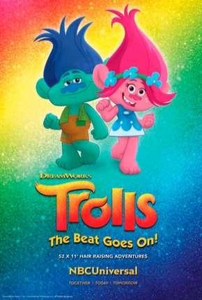 Trolls - O Ritmo Continua!  - 1ª a 6ª Temporada Completa Desenhos Torrent Download capa