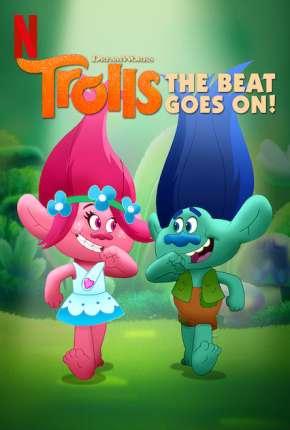 Trolls - O Ritmo Continua 1ª até ª 6 Temporada Desenhos Torrent Download capa