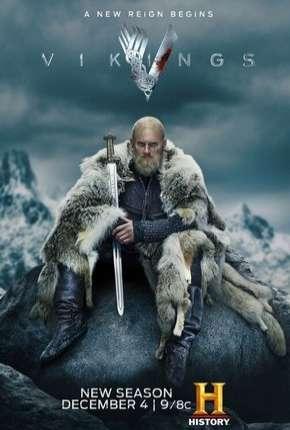 Vikings - 6ª Temporada Séries Torrent Download capa