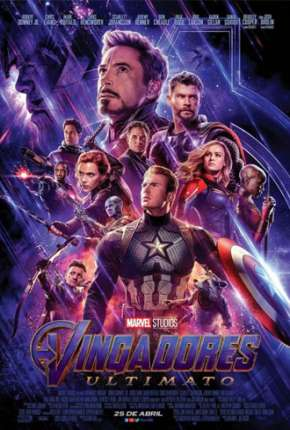 Vingadores - Ultimato Torrent torrent download capa