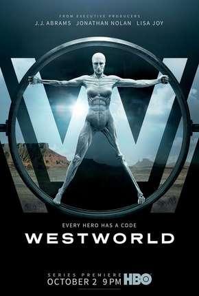 Westworld - 1ª Temporada Completa Séries Torrent Download capa