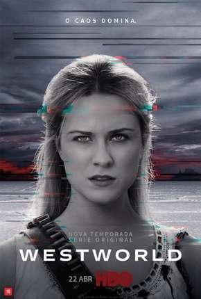 Westworld - 2ª Temporada Completa Séries Torrent Download capa