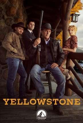 Yellowstone - 2ª Temporada Legendada Séries Torrent Download capa
