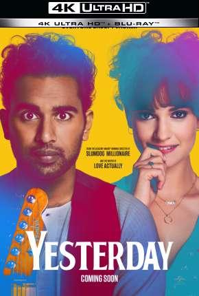 Yesterday - 4K Filmes Torrent Download capa