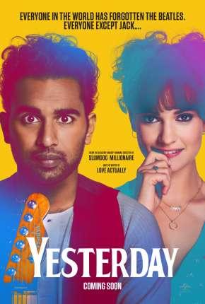 Yesterday BluRay Filmes Torrent Download capa