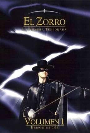 Zorro - 1ª Temporada Séries Torrent Download capa