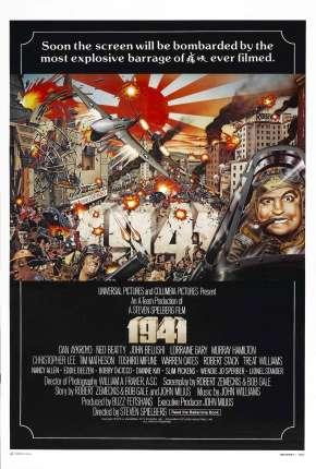 1941 - Uma Guerra Muito Louca BluRay Filmes Torrent Download capa
