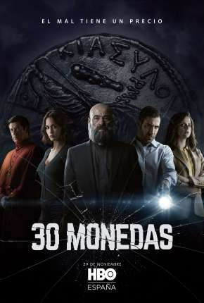 30 Monedas - 1ª Temporada Legendada Séries Torrent Download capa