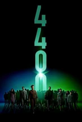 4400 - 1ª Temporada Legendada Séries Torrent Download capa