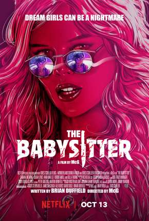A Babá - The Babysitter Filmes Torrent Download capa