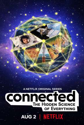 A Era dos Dados - A Ciência por Trás de Tudo Legendada Séries Torrent Download capa