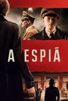 A Espiã Séries Torrent Download capa