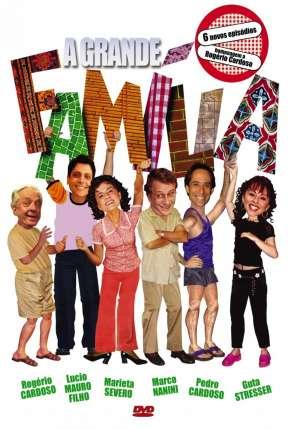 A Grande Família Séries Torrent Download capa