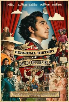 A História Pessoal de David Copperfield Filmes Torrent Download capa