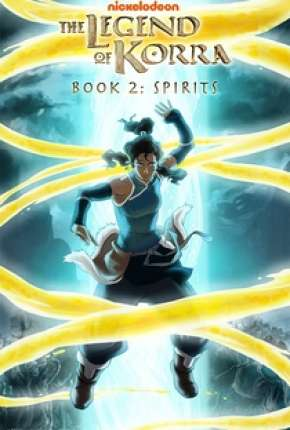 A Lenda de Korra - 2ª Temporada Desenhos Torrent Download capa