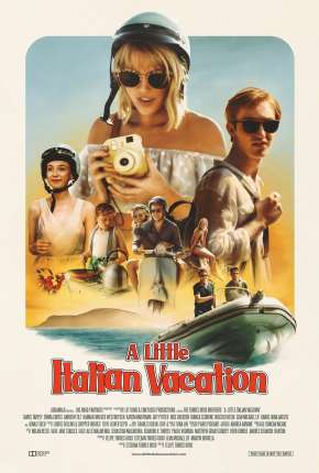 A Little Italian Vacation - Legendado Filmes Torrent Download capa