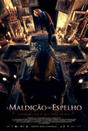 A Maldição do Espelho Filmes Torrent Download capa