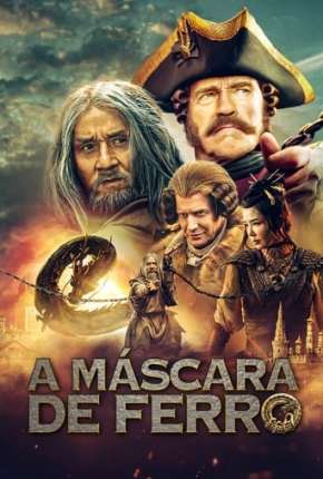 A Máscara de Ferro Filmes Torrent Download capa