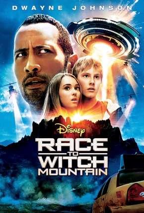A Montanha Enfeitiçada - Race to Witch Mountain Filmes Torrent Download capa