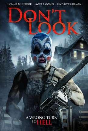 A Morte Te Aguarda - Dont Look Filmes Torrent Download capa