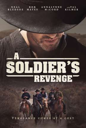 A Soldiers Revenge - Legendado Filmes Torrent Download capa