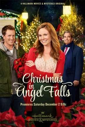 A Volta Do Espírito De Natal - Christmas in Angel Falls Filmes Torrent Download capa