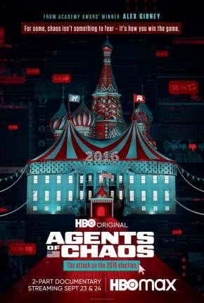 Agents of Chaos - 1ª Temporada Completa Legendada Séries Torrent Download capa