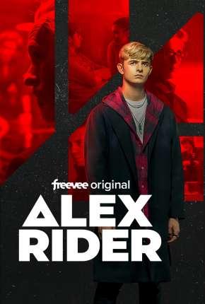 Alex Rider - 1ª Temporada Completa Séries Torrent Download capa