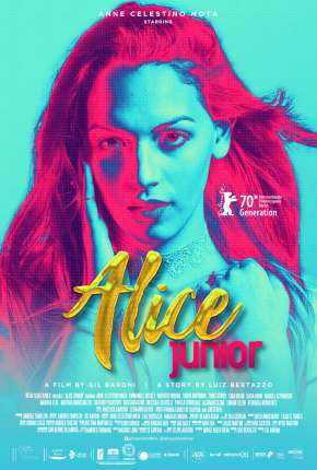 Alice Júnior Filmes Torrent Download capa
