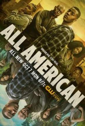All American - 2ª Temporada Séries Torrent Download capa