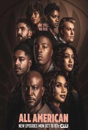 All American - 4ª Temporada Legendada Séries Torrent Download capa