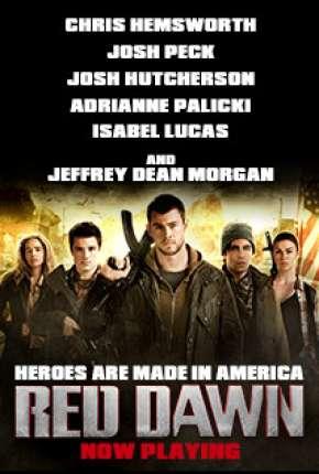 Amanhecer Violento - Red Dawn 2012 Filmes Torrent Download capa