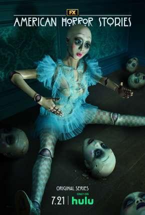 American Horror Stories - 1ª Temporada Legendada Séries Torrent Download capa
