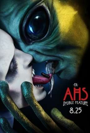 American Horror Story - Double Feature - 10ª Temporada Séries Torrent Download capa