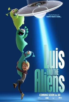 Amigos Alienígenas - Luis e the Aliens Filmes Torrent Download capa