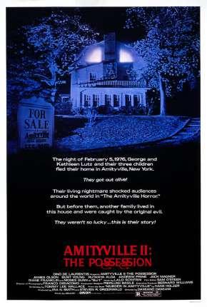 Amityville 2 - A Possessão Filmes Torrent Download capa