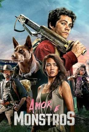 Amor e Monstros Filmes Torrent Download capa
