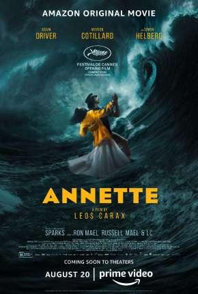 Annette - Legendado Filmes Torrent Download capa