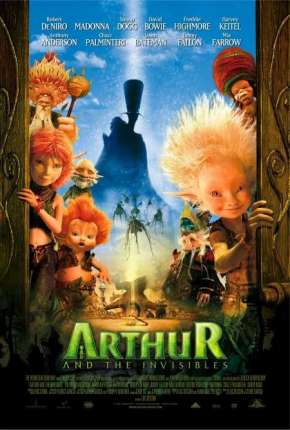 Arthur e os Minimoys Filmes Torrent Download capa