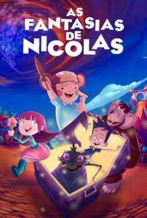 As Fantasias de Nicolas Filmes Torrent Download capa