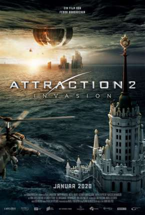 Attraction 2 - Invasão Filmes Torrent Download capa