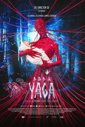 Baba Yaga: Terror da Floresta Negra - Legendado Torrent torrent download capa