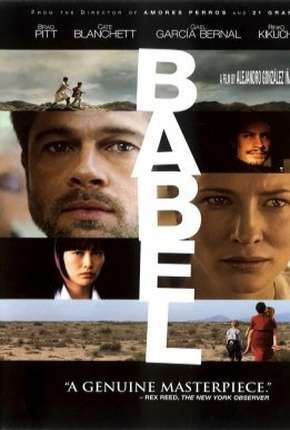 Babel BluRay Filmes Torrent Download capa