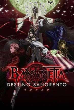 Bayonetta - Destino Sangrento Filmes Torrent Download capa