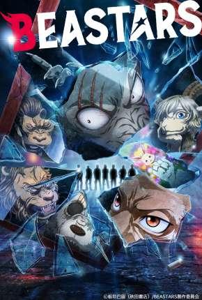 Beastars - O Lobo Bom - 2ª Temporada Desenhos Torrent Download capa
