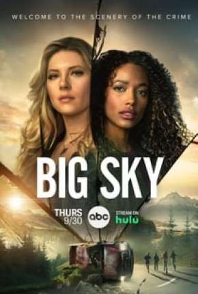 Big Sky - 2ª Temporada Legendada Séries Torrent Download capa