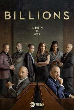 Billions - 5ª Temporada Séries Torrent Download capa