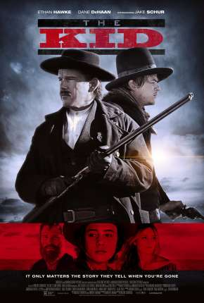Billy The Kid - O Fora da Lei Filmes Torrent Download capa