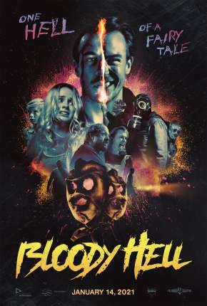Bloody Hell - Legendado Filmes Torrent Download capa